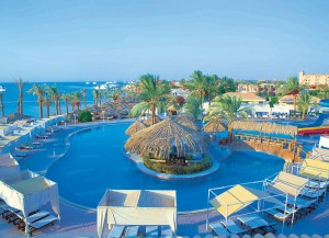 Ägypten, Sindbad Club Beach Resort