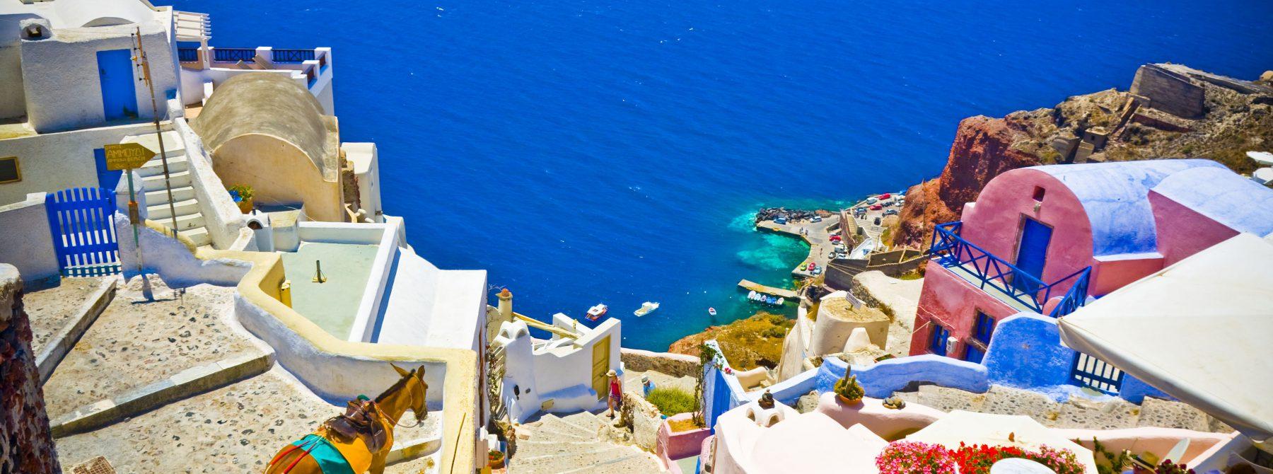 Santorin Griechenland